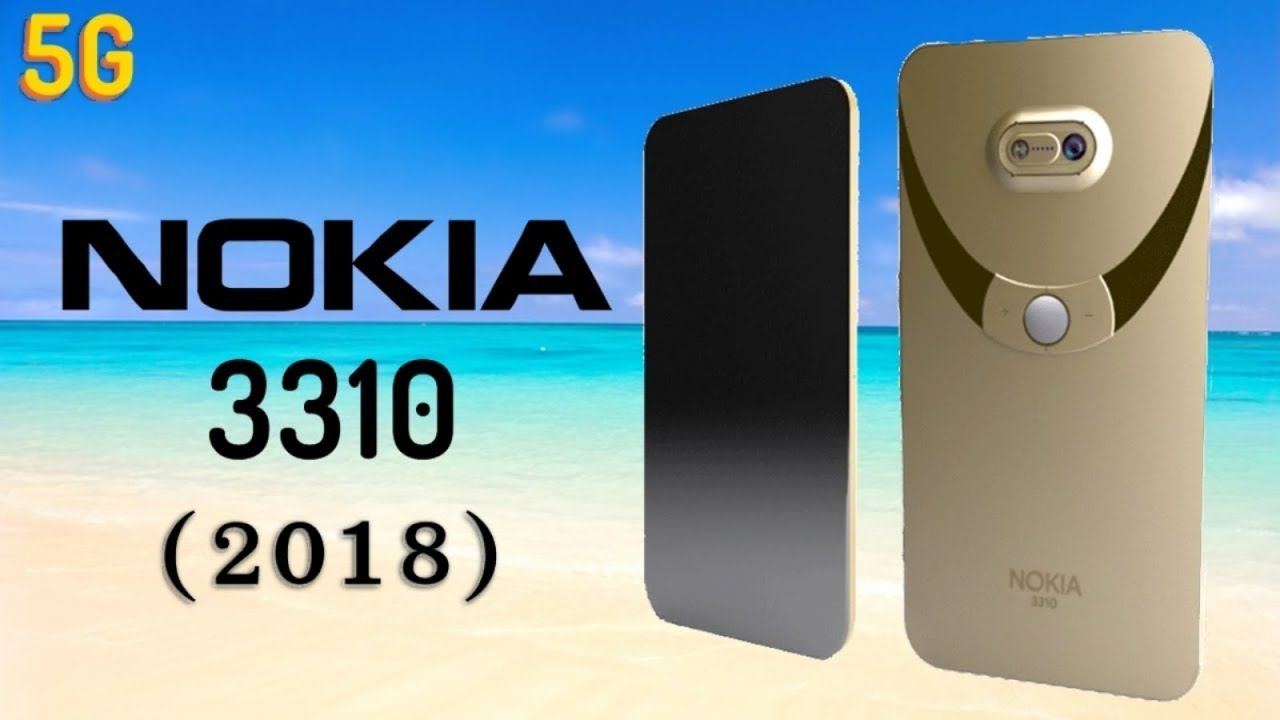 Nokia 3310 5G 2019 Release Date, First Look, Price