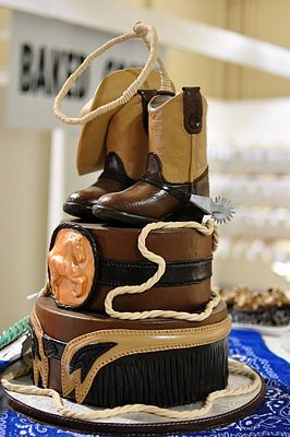 western birthday cakes Bing Images PARTAY Pinterest