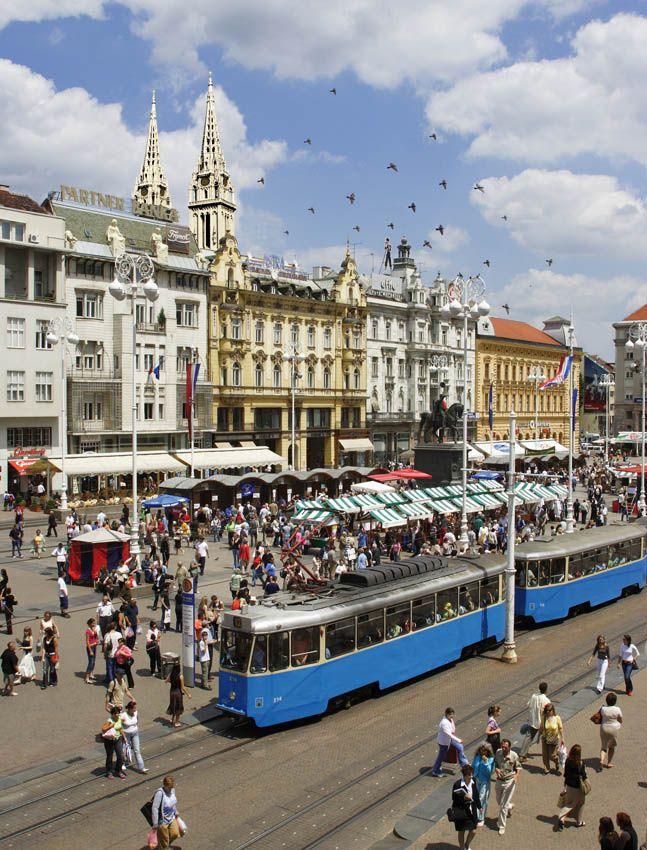 Touristische Gemeinschaft Der Stadt Zagreb Zagreb Croatia Travel Dreams