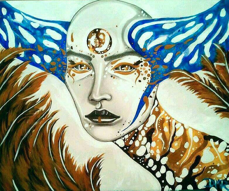 Fantasy art - Devin Rahaim