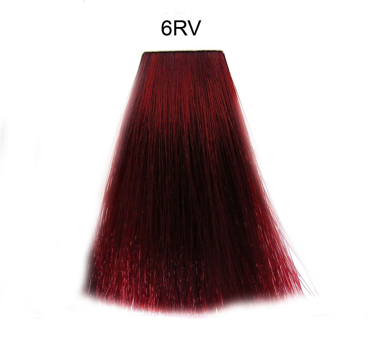 Vopsea Matrix Socolor 6rv Blond Inchis Rosu Violet 90ml