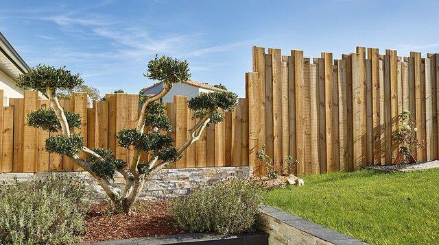 Palissade claustra quelle cl ture prot ge mon jardin des voisins maison de jardin cottage - Quelle cloture pour mon jardin ...