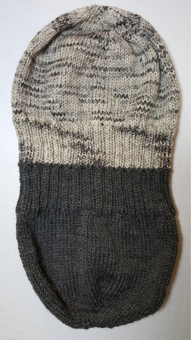 Double Thick Unisex Reversible Knit Hat Pattern Etsy In 2021 Hat Knitting Patterns Double Knitting Knitted Hats