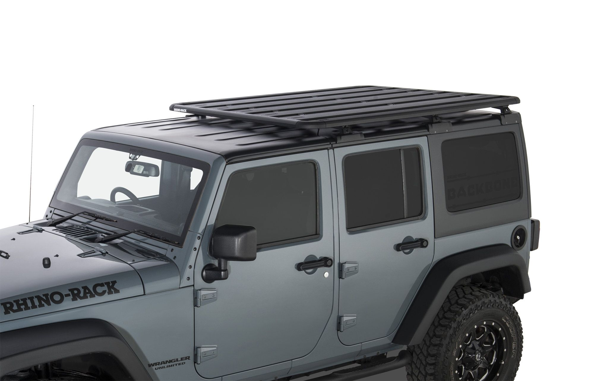 Rhino Rack S Pioneer Rack Is Designed With Quality And Convenience In Mind It Features A 72 X 56 Platform To H Jeep Wrangler Unlimited Jeep Wrangler Jeep Jk