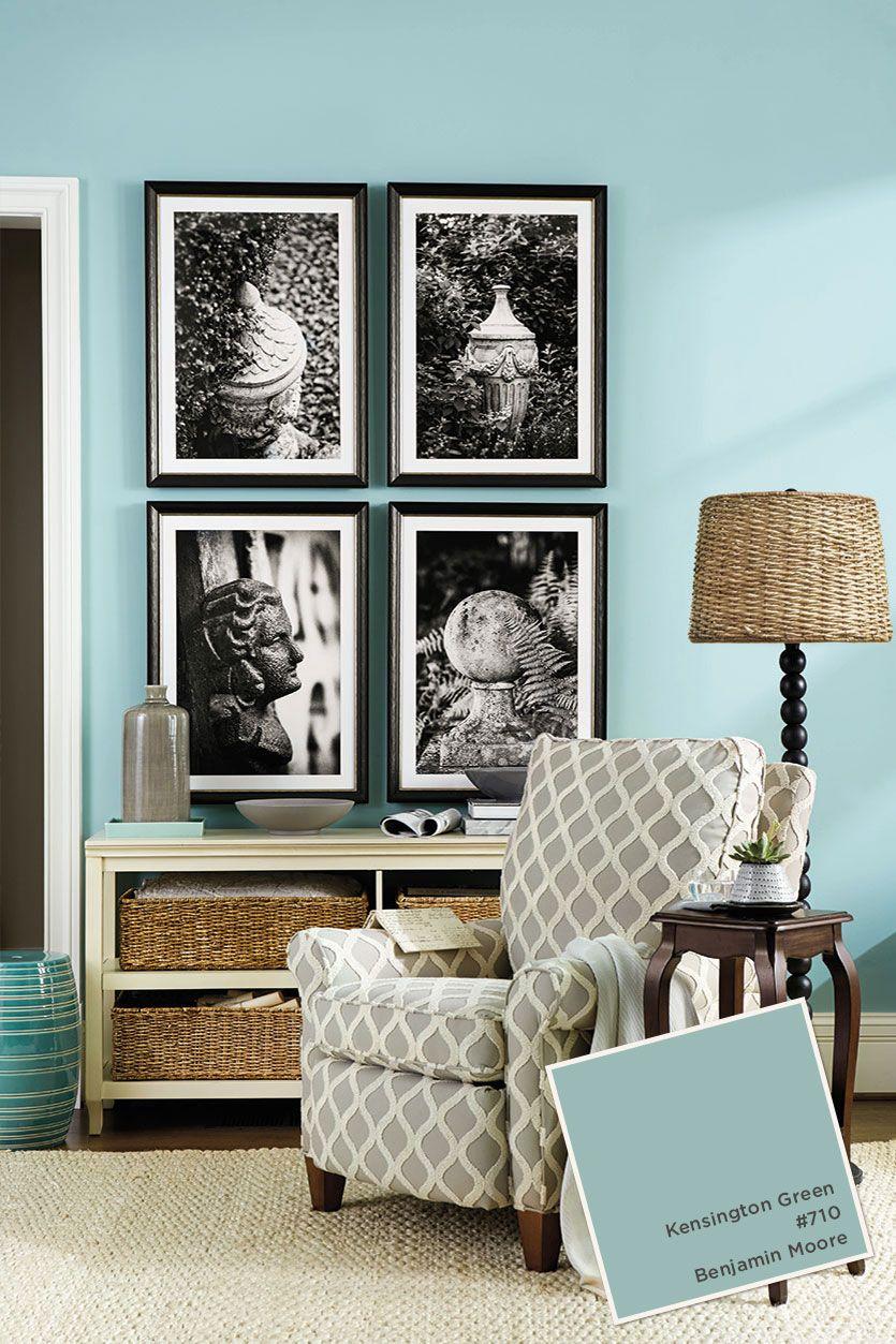 Home Office With Ballard Designs Furnishings Benjamin: Ballard Designs Summer 2015 Paint Colors