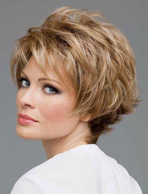 Coupe courte femme blonde pinterest