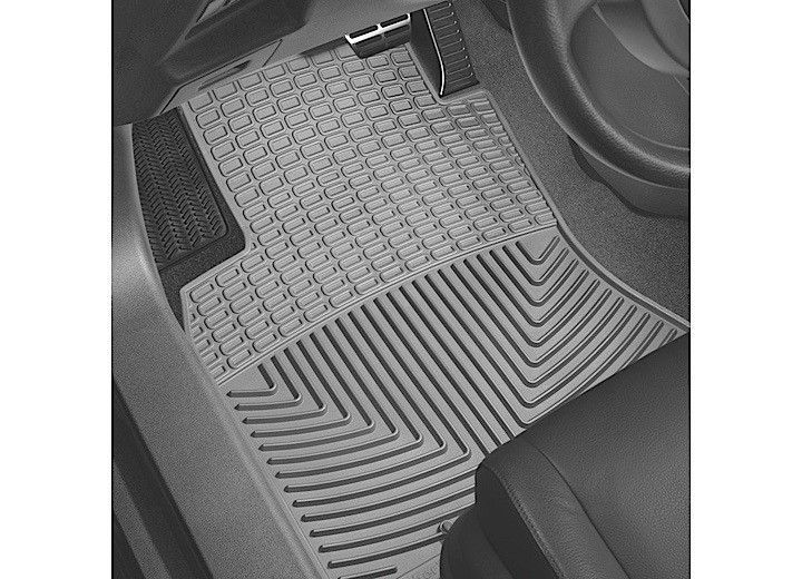 Weathertech Black Front Rubber Floor Mats Fits 2015 2016 Ford F150