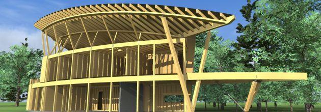cadwork - Logiciel 3D spécialisé pour la construction bois, la - Logiciel De Maison 3d