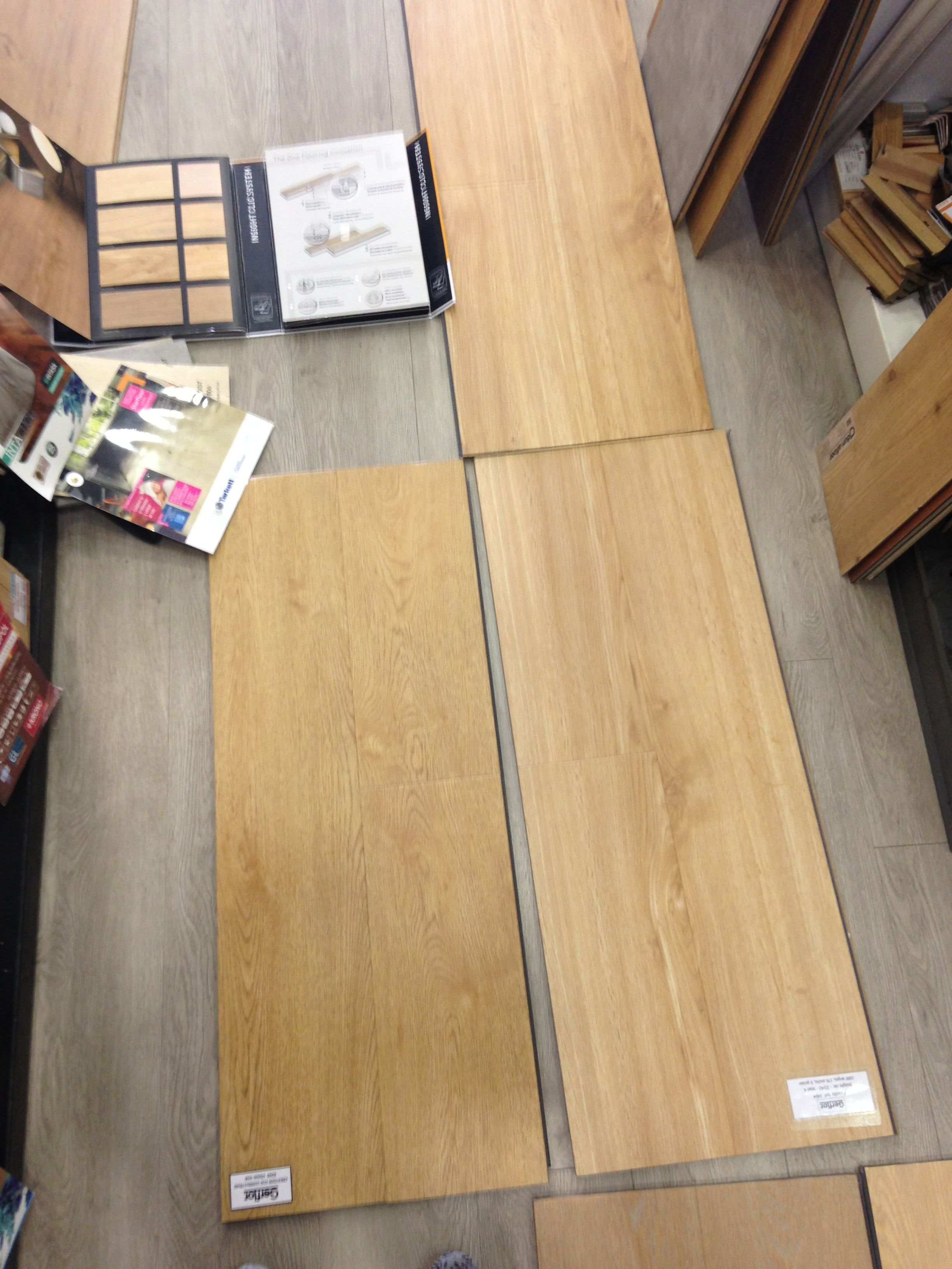 Creation Clic  Wild Oak #Gerflor #Flooring - Commercial Interiors