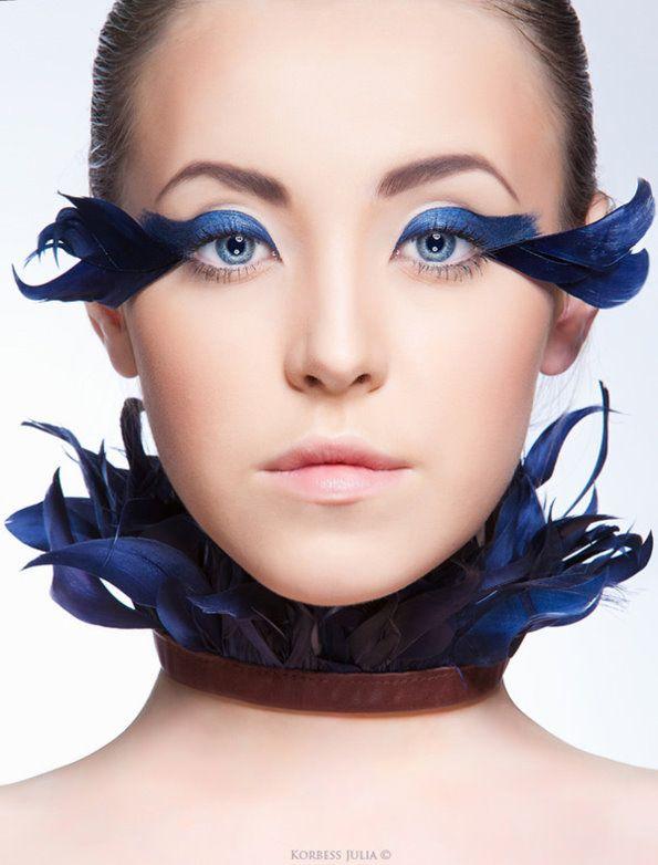 Super cool and inovating Fashion Make Up