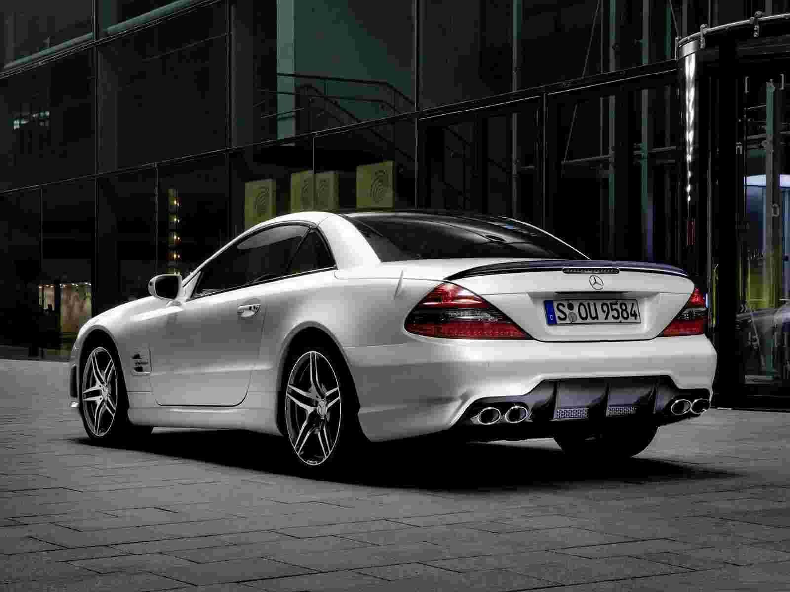 2009 Mercedes Benz Sl 63 Amg Edition Iwc Cars M Serious Wheels