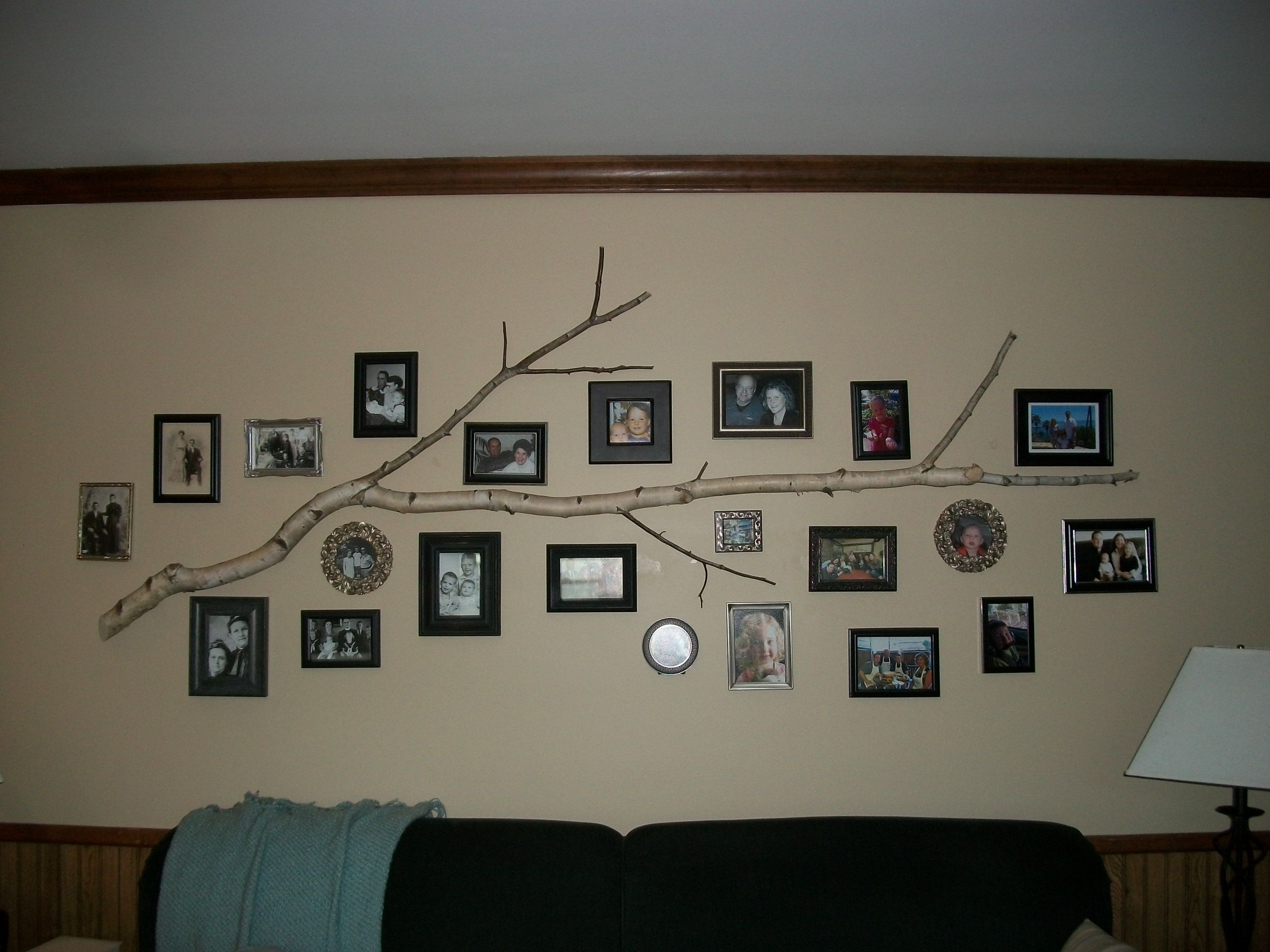 This Is My Unique Way Of Displaying Our Family Tree