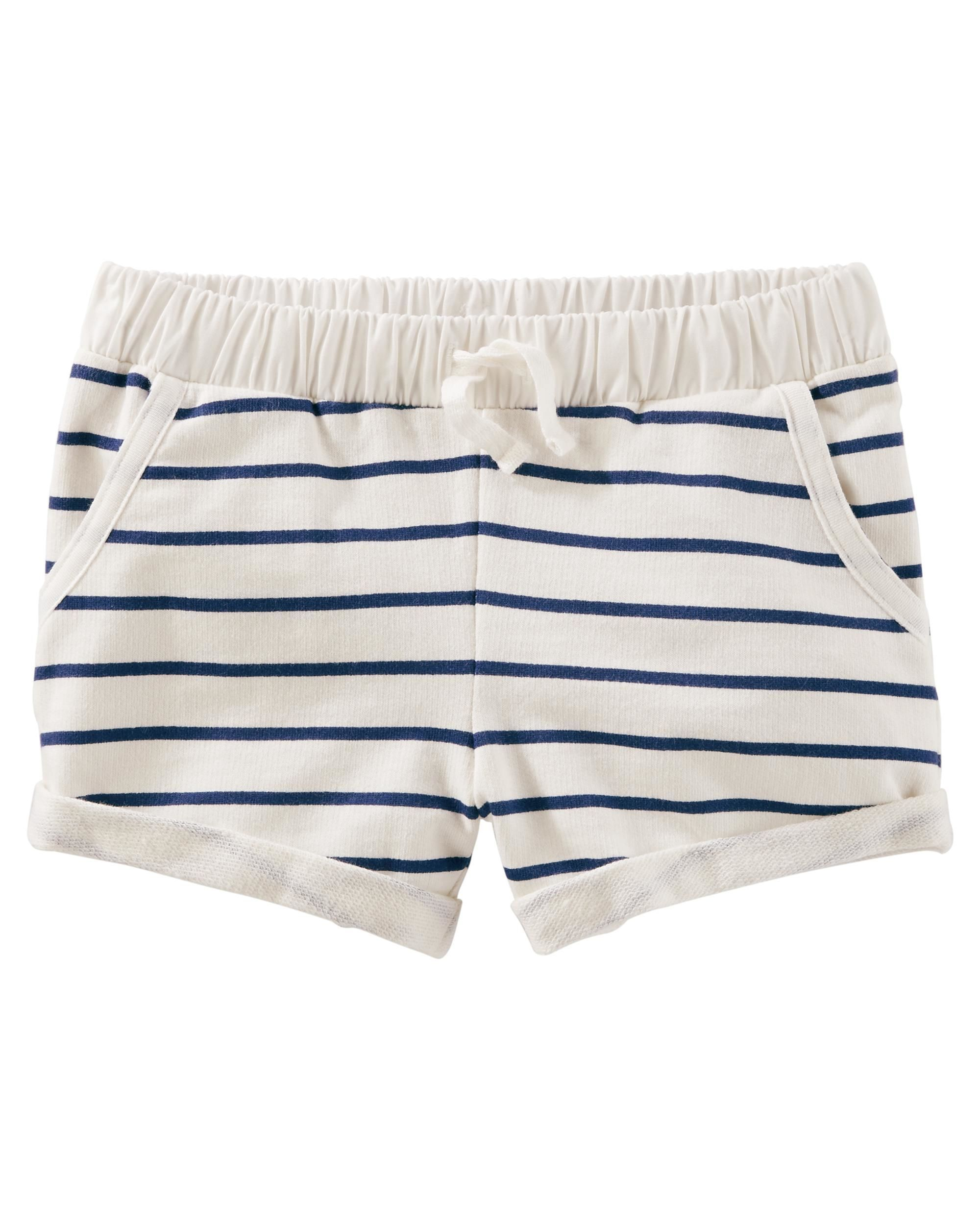 da82dddcff Oshkosh Bgosh Boys French Terry Shorts Navy Clothing, Shoes & Jewelry Shorts