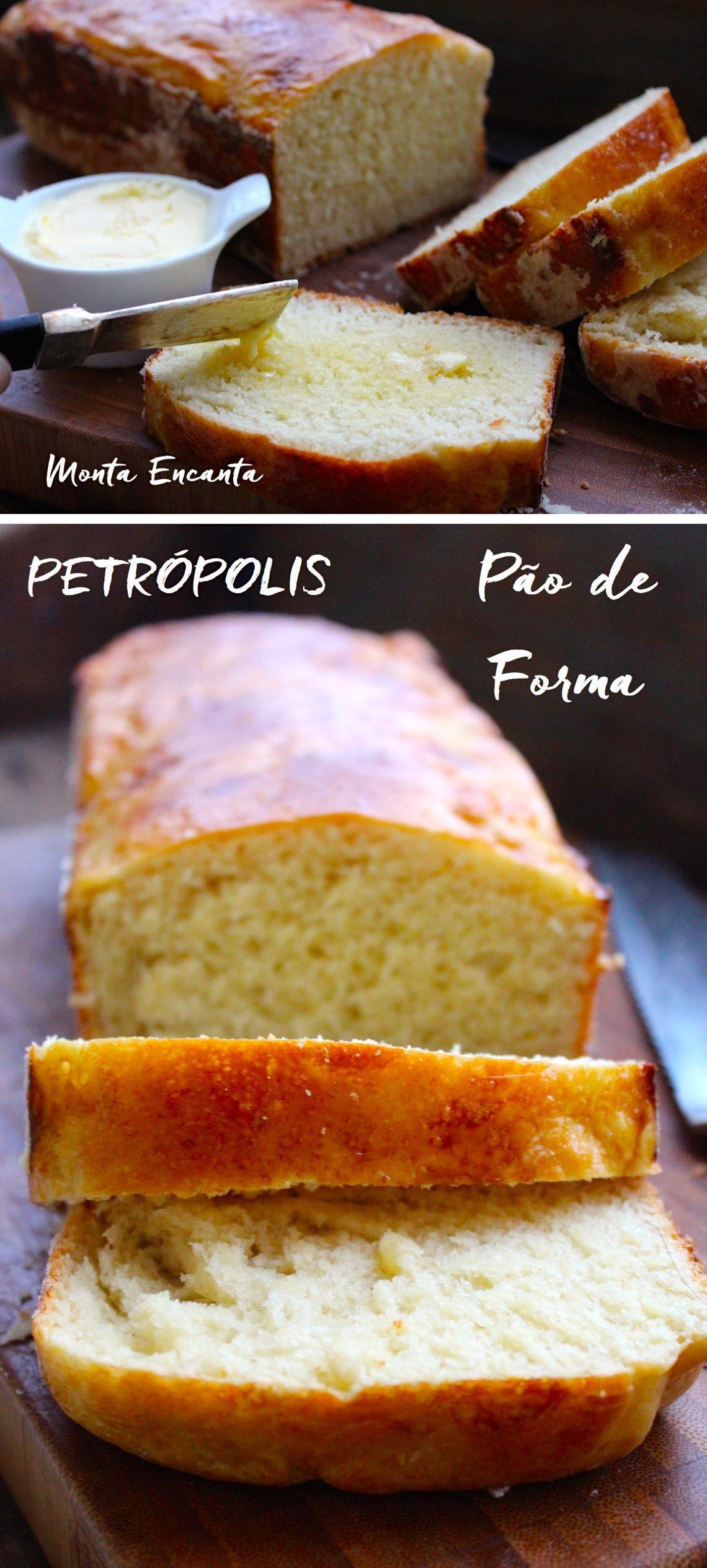 Fazer pão não é difícil, seguindo direitinho os passos a seguir, seu Pão de Forma Petrópolis já sai bom logo na primeira vez!