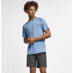 Photo of Hurley Quick Dry Herren-T-Shirt – Blau NikeNike
