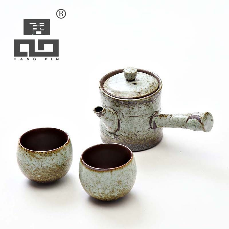 Buy Quality Set Tea Directly From China Set Vintage Suppliers Tangpin Vintage Japanese Ceramic Teapot Kettle Ceramic Tea Set Japanese Tea Set Ceramic Teapots