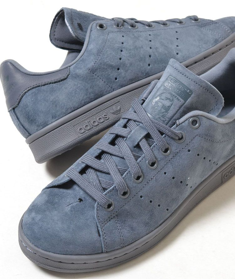 honey | Rakuten Global Market: ADIDAS ORIGNALS STAN SMITH-SUEDE adidas Stan  Smith grey