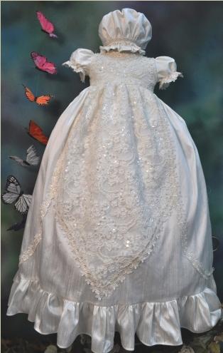 Couture Baptism Dresses