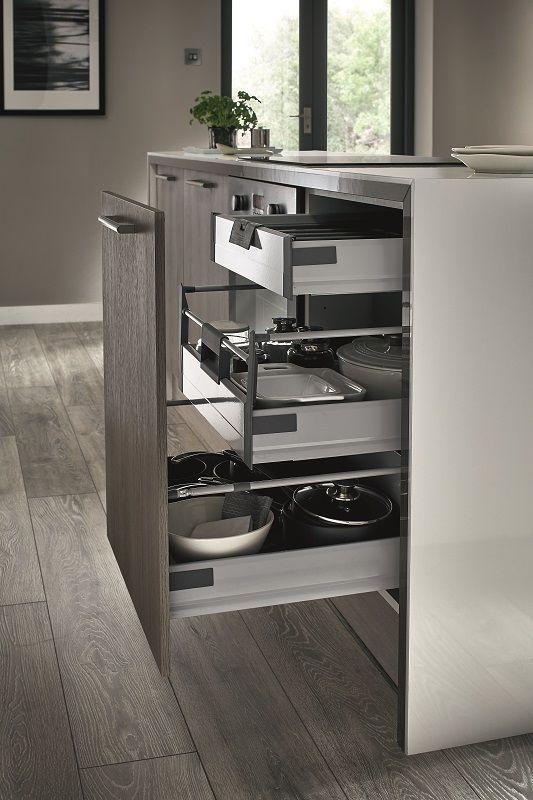 Best Howdens Kitchen Appliance Storage Kitchen Cabinet 400 x 300