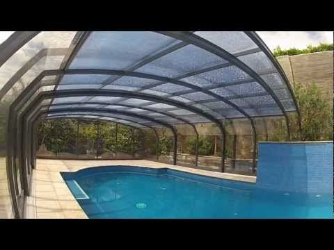 The Pool Enclosure Company Swimming Pool Enclosure Toorak Melbourne Victoria Australia Ipc Youtube Pool Landscaping Swimming Pool Enclosures Pool