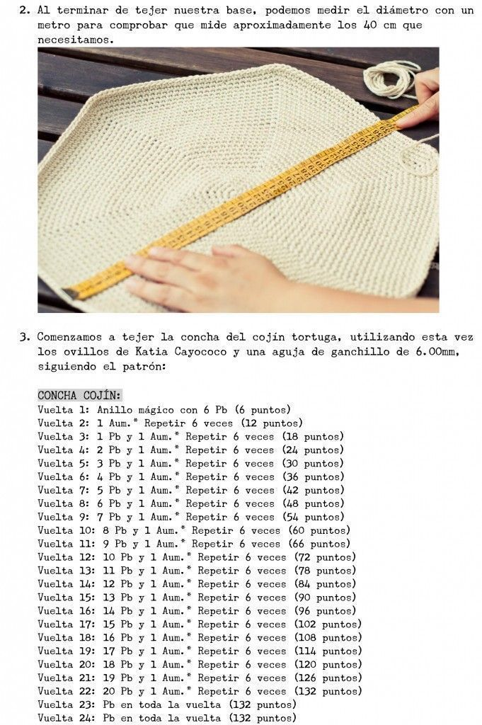 tortuga crochet 4 | muñecos | Pinterest | Tortuga, Tortugas y Patrón ...
