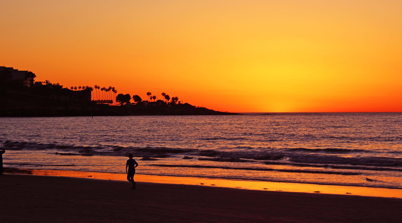 Sunday • Sunset • Swoon #LJBTC   La jolla beach, Beach ...