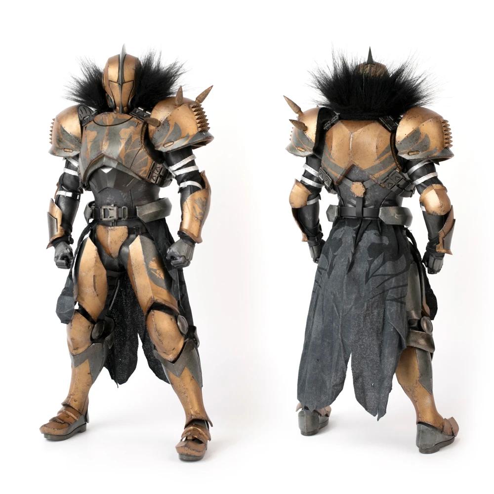 3a Destiny 2 Titan Mercury Vex Shader 1 6 Scale Collectible Figure Bungie Store Exclusive Destiny Titan Armor Hand Cannon Titan Armor