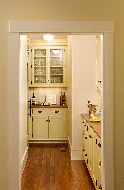 Iu0027d Like A Separate Little Butlers Pantry. But Then Iu0027d Need A Butler!  Custom Pantry Cabinetry 4
