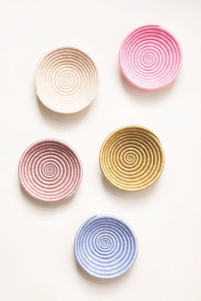 Mini Plateau Basket Set