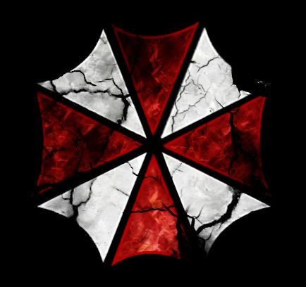 Umbrella Corporation Logo By Merios Resident Evil Tattoo Resident Evil Hunk Resident Evil Movie