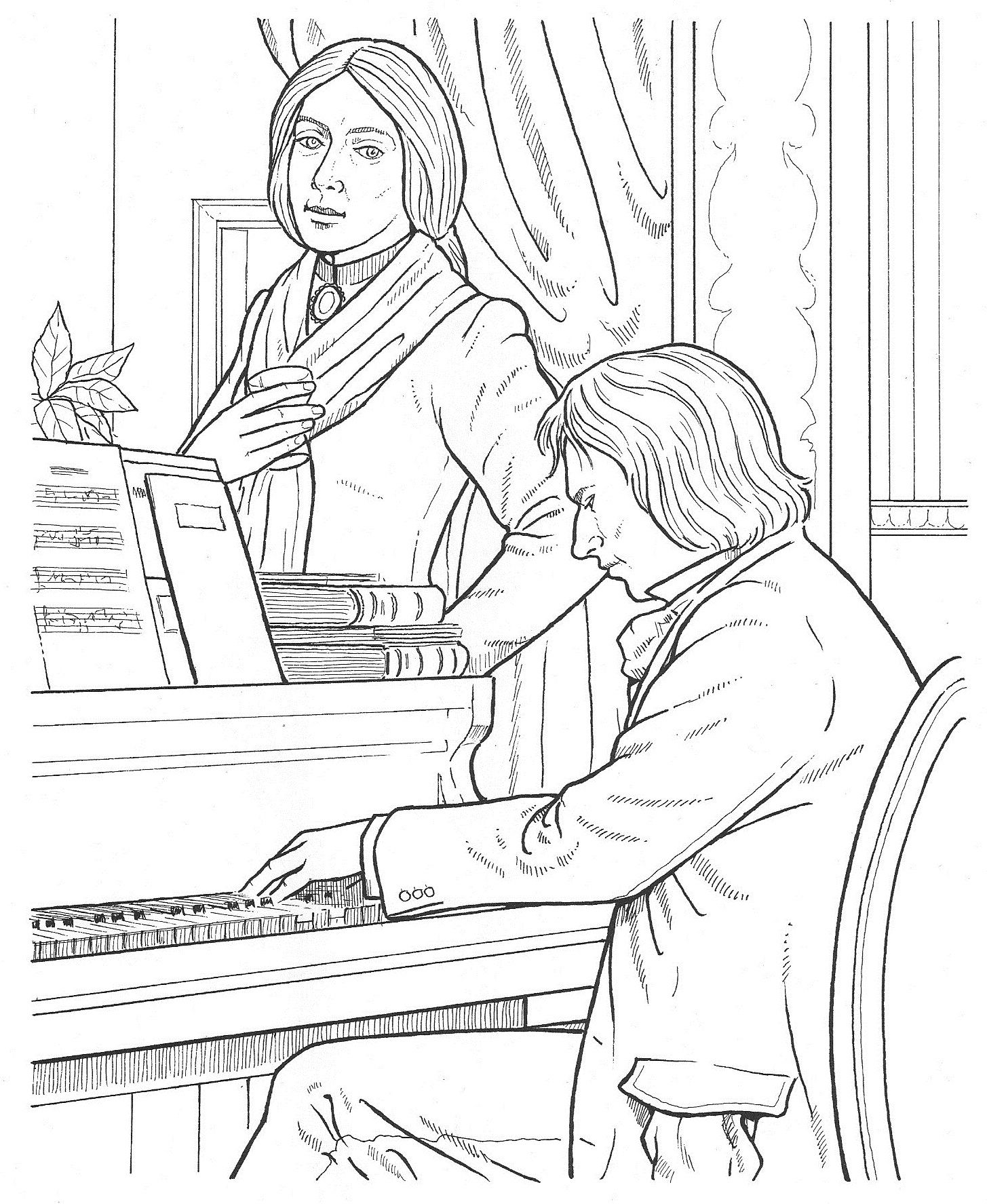 Mcr Coloring Pages