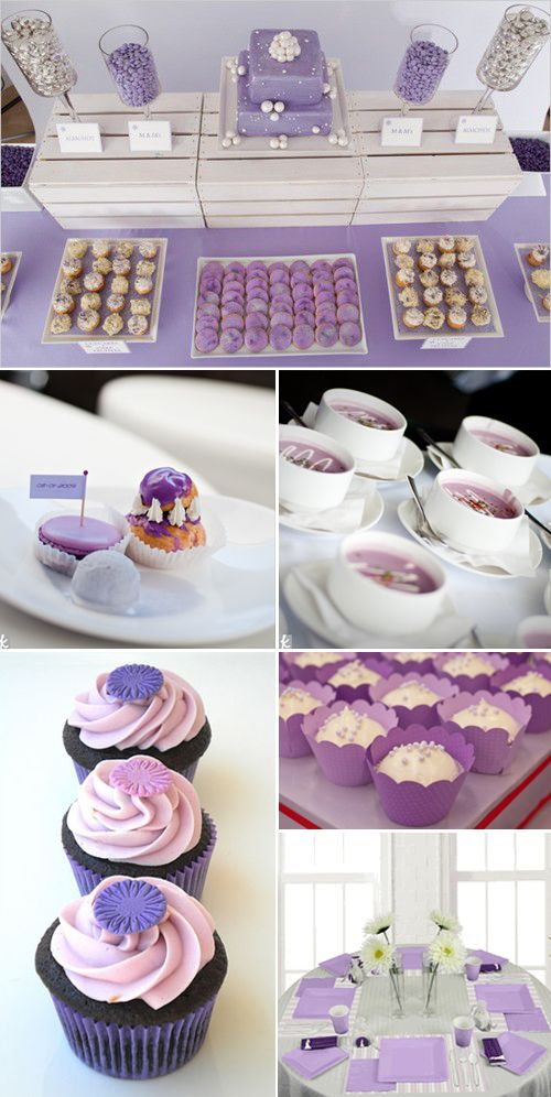 lavender bridal shower ideas and inspiration board