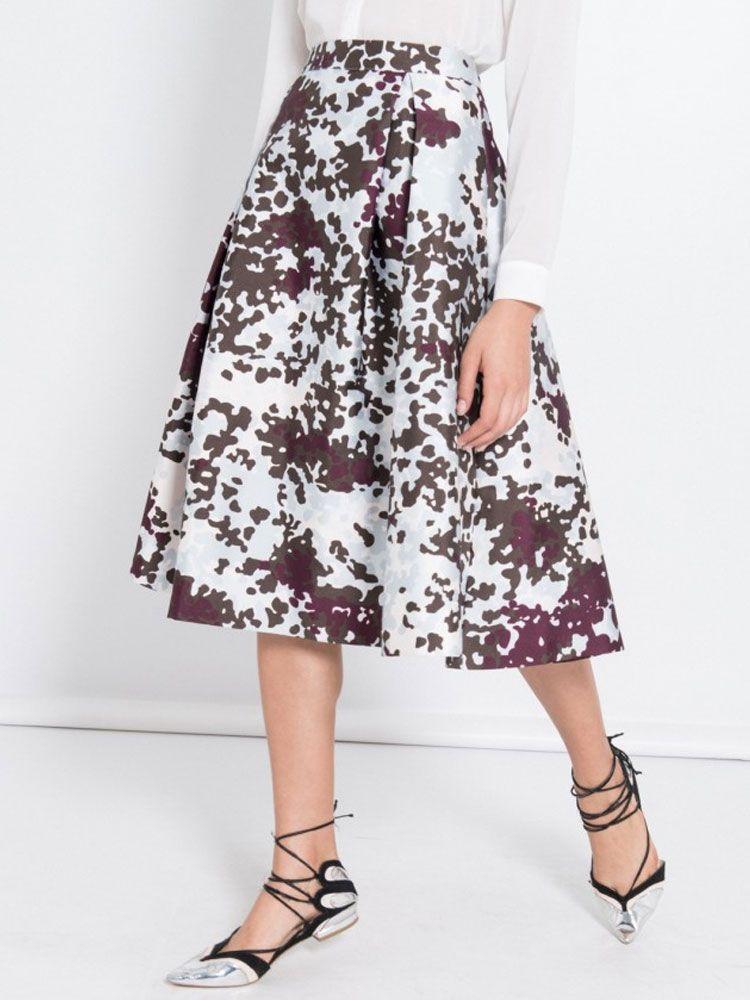 Pandiereta Skirt