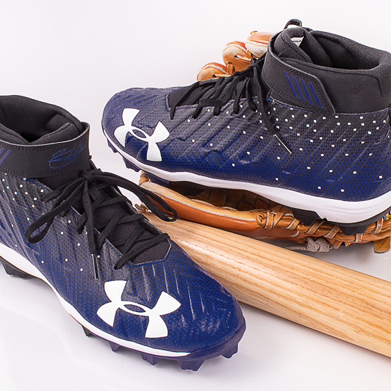 6fc3b88f33a Under Armour Harper Rubber Molded Baseball Cleats - Mens