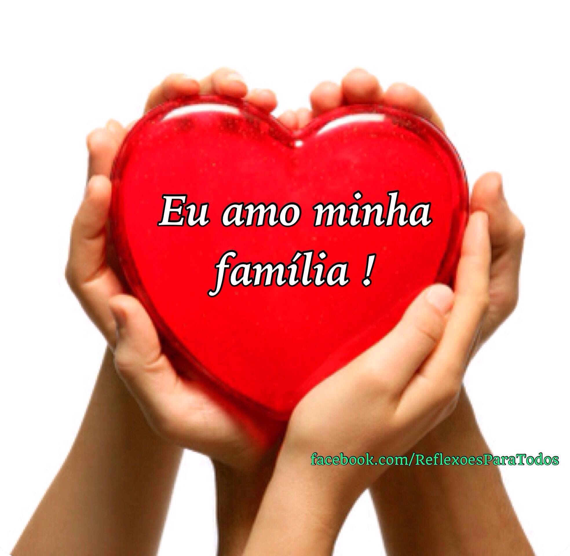 Eu amo minha famlia amor eu amo minha famlia altavistaventures Image collections