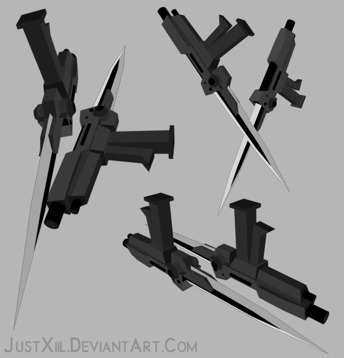 RWBY charcoal weapon - Google Search | RWBY | Rwby, Anime