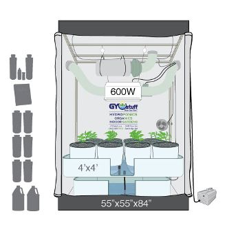 8 X 4 grow tent bucket system diagram - Google Search  sc 1 st  Pinterest & 8 X 4 grow tent bucket system diagram - Google Search | Hydro ...