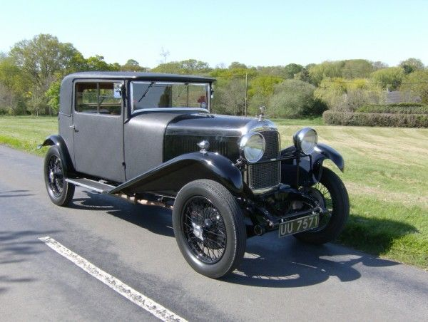 1929 Lagonda 2 Litre High Chassis Speed Model