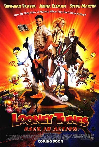 looney tunes back in action 2003 wwwbaiscopelkcom