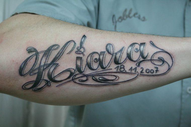 Letras Para Tatuajes Los Tipos Entre Los Que Podemos Elegir En 2020 Tatuajes De Nombres Disenos De Tatuaje De Nombres Tatuajes De Nombres En El Brazo