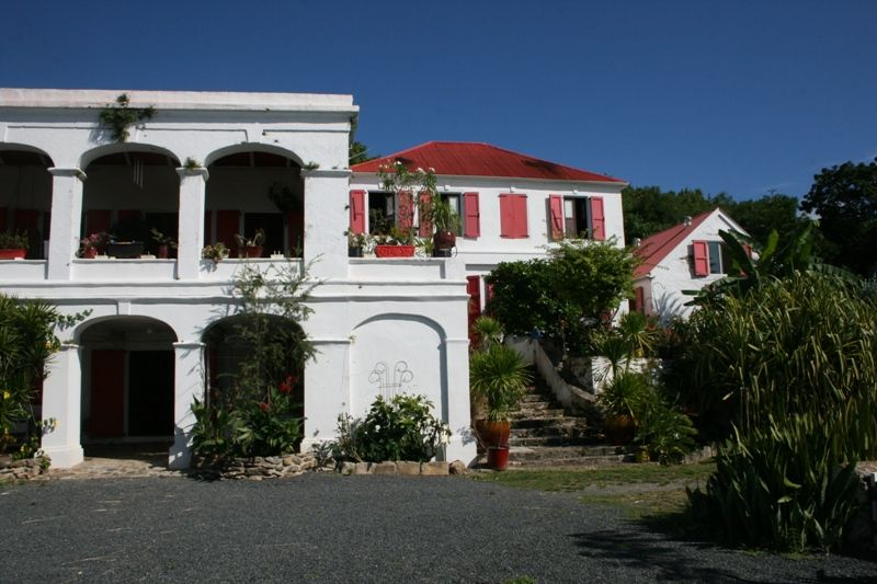 Estate butlers bay magnificent great house was built