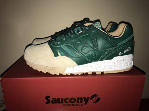 4a5064f6ea0b Saucony Originals Eddie Win Grid SD Shoe Size 9 End Burger Limited ...