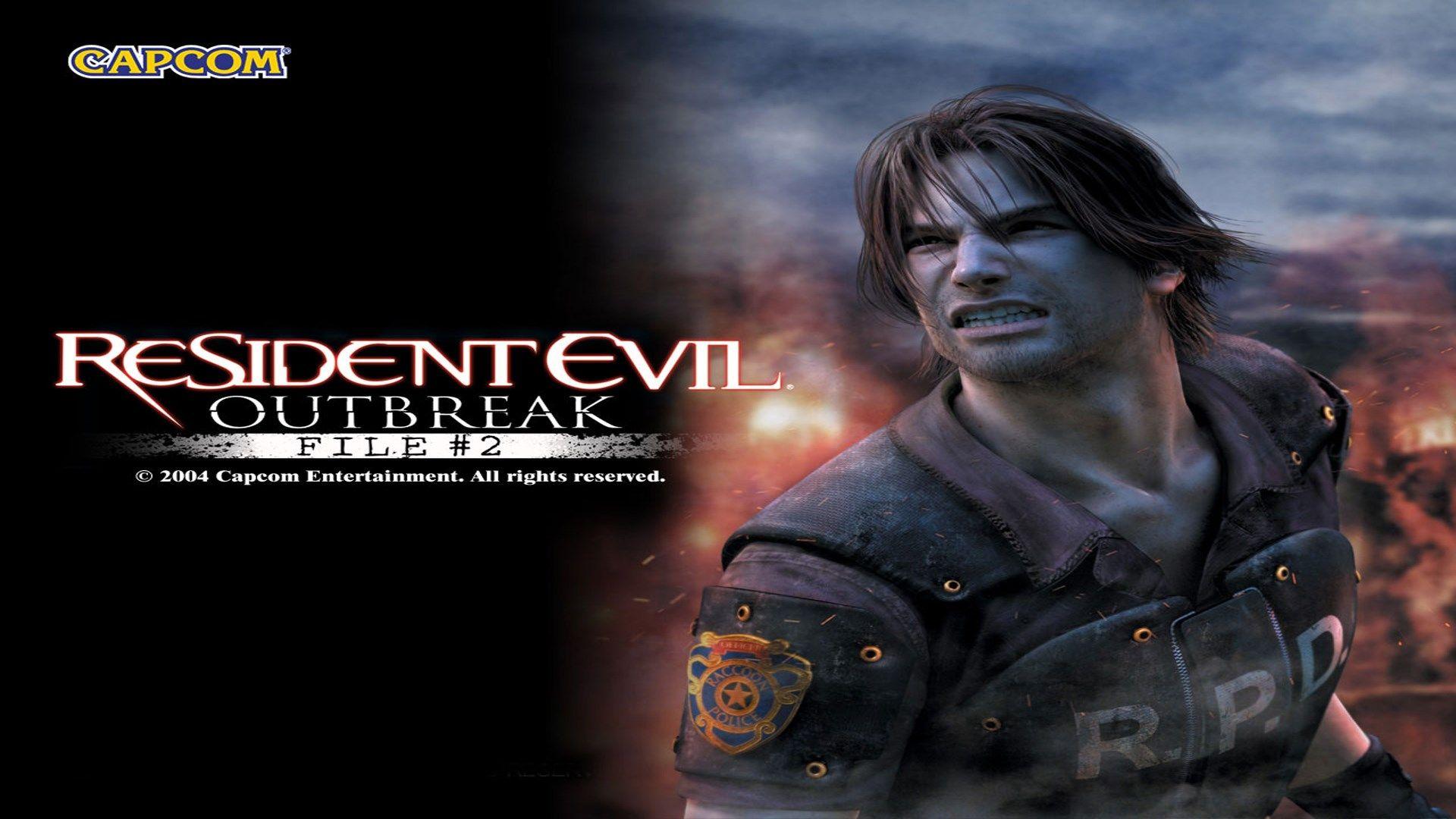 Background High Resolution Resident Evil Outbreak File 2