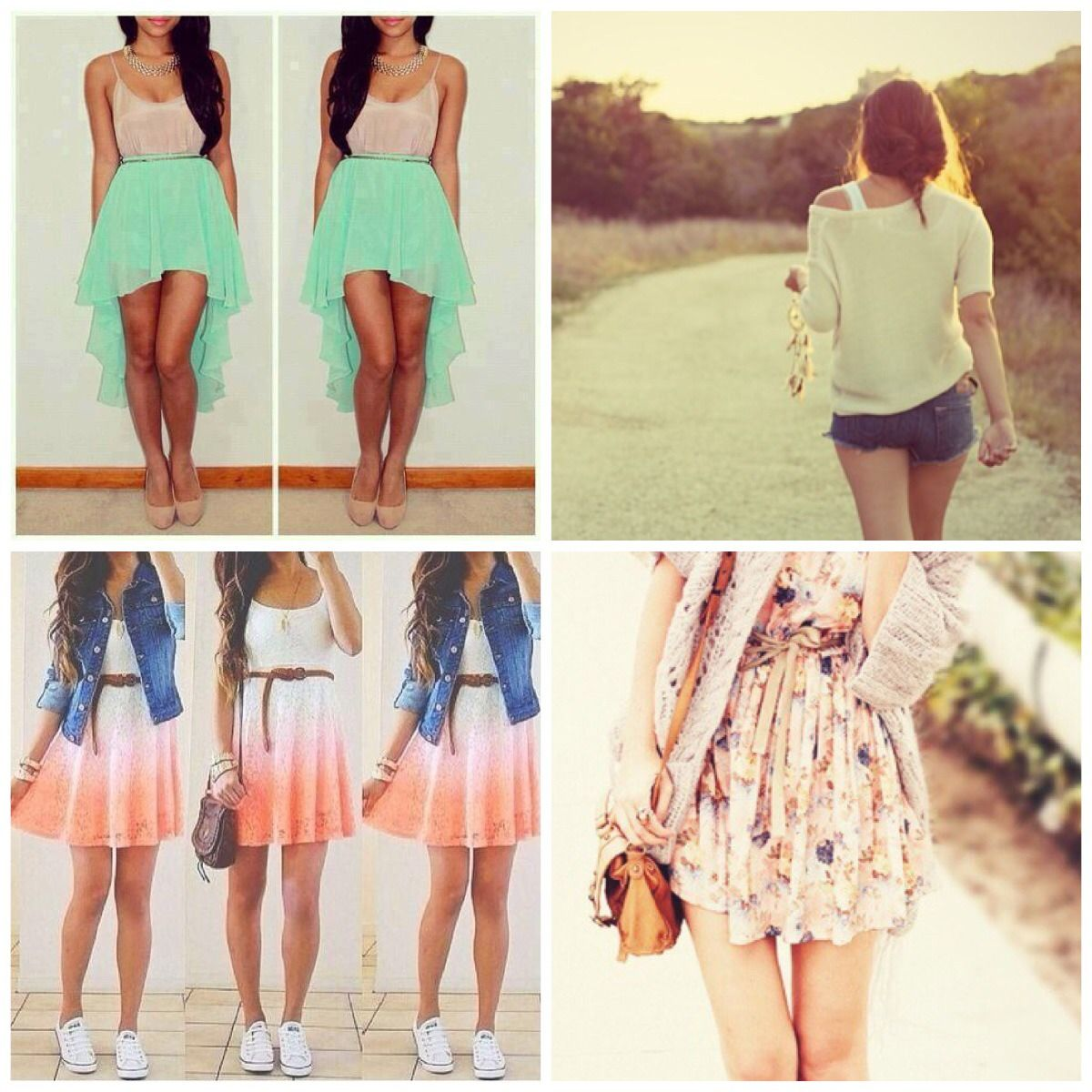 2019 year looks- Outfits Spring tumblr pictures