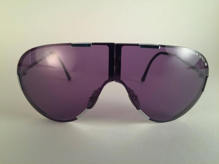 ff51c7c65a Carrera 5629 Silver Folding 80 s Sunglasses