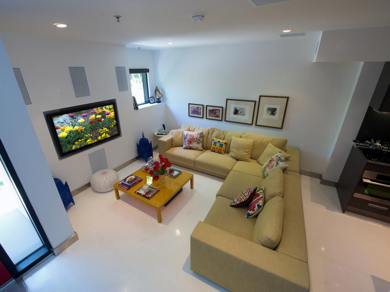 Media Room Design Ideas: Pictures, Options U0026 Tips | Home Remodeling   Ideas  For
