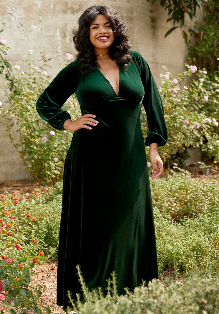 Late To The Party Maxi Dress In 3x Maxi Dress Party Maxi Dress Cotton Maxi Dress Green [ 1097 x 768 Pixel ]
