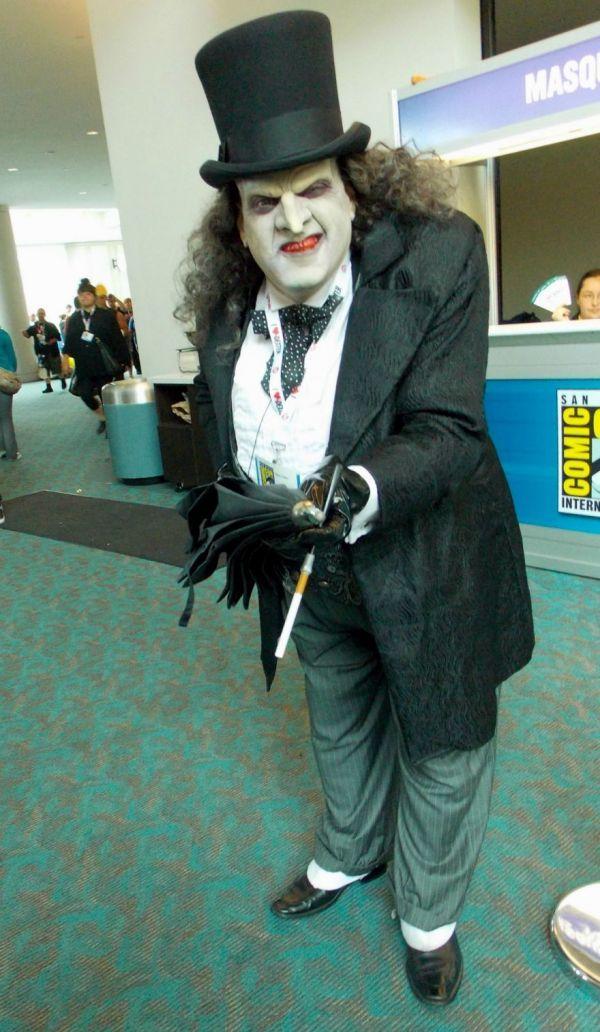 Penguin Costume Halloween