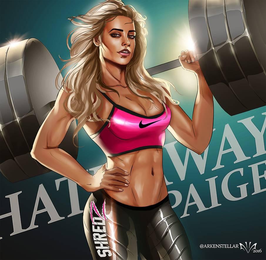 Paige Hathaway By Arkenstellar On Deviantart