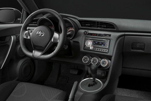Scion Tc Interior Scion Tc Sports Coupe Coupe